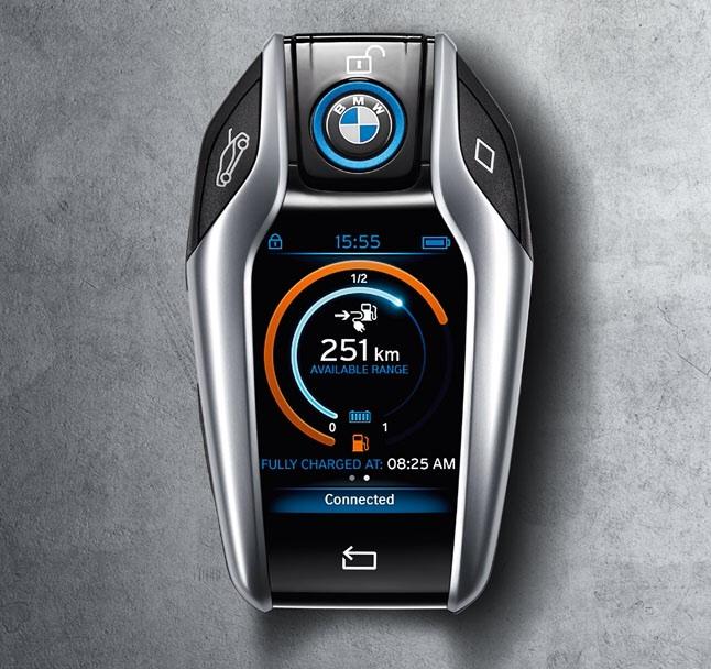 llave i8 BMW